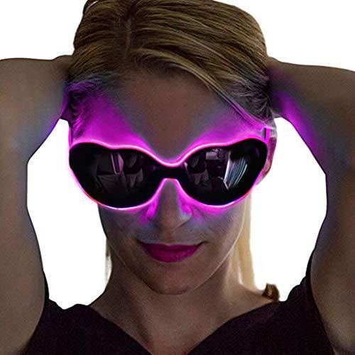 Gafas de Sol Luminosas LED