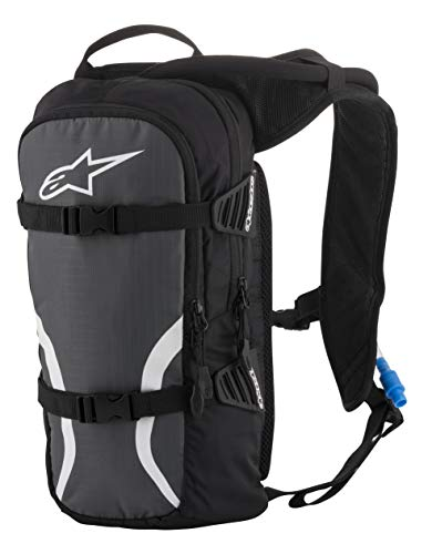 Alpinestars Iguana Hydration Pack Water Rugzak Gray/Black