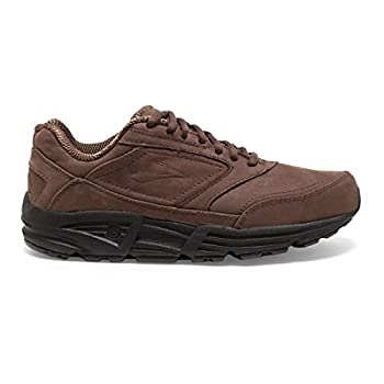 Brooks Men's Addiction Walker, Brown, 8 D