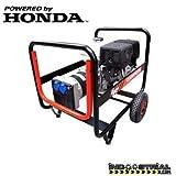 Motores Campeón GH5000ME AVR Generador Eléctrico Campeón de 5000 W con Motor Honda, 3000 RPM, 220 V, 69 kg