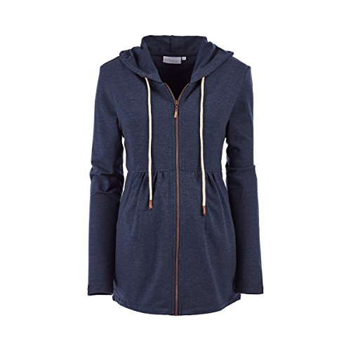 und Still-Jacke Athleisure NEU dress blues Umstands