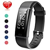 Best Activity Trackers - Lintelek Fitness Tracker Heart Rate Monitor, Activity Tracker Review