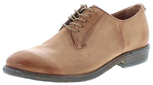 FB Fashion Boots A.S.98 Herren Schuhe 390114 Camel Schnürschuhe Lederschuhe Braun 44 EU