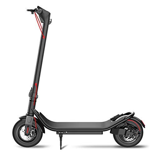 Electric Scooter for Adults Men, Folding E-scooter with 350W motor, 10inch...