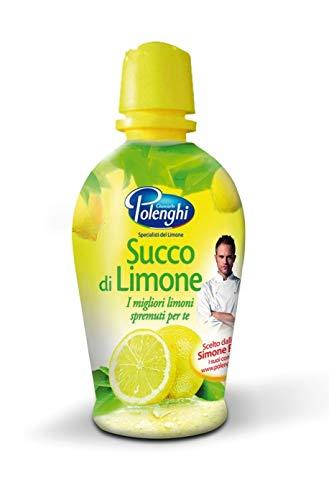 Polenghi Succo Di Limone 3 Flaconi 200 ml