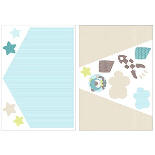 SAUTHON BABY DECO - Sticker home paddy