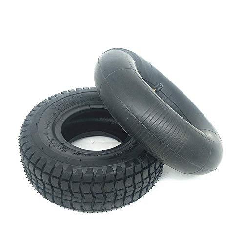 Neumáticos amortiguadores para patinetes eléctricos 9 Pulgadas 9X3.50-4 Antideslizante Resistente al Desgaste...