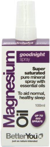 BetterYou Magnesium Oil Goodnight Spray