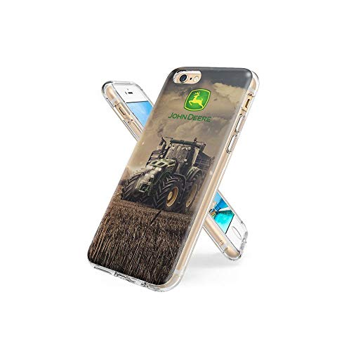 YtSMAO Cover iPhone 6S e iPhone 6 Bumper Cover [Anti-Graffio] [Antiurto] Custodia Trasparente Protettiva Case per iPhone 6S / iPhone 6#YtD07