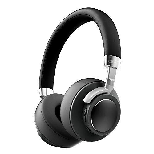 Fone de Ouvido sem Fio, Bluetooth, Autonomia 16 Horas, Assistente de Voz Siri e Google, Microfone Para Atender Ligações, Aer By Geonav, Aer07Bk, Preto