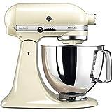 KitchenAid 4.8 Litre Artisan Stand Mixer 5KSM125 (Almond Cream)