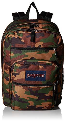 JanSport Big Student Backpack, Surplus Camo