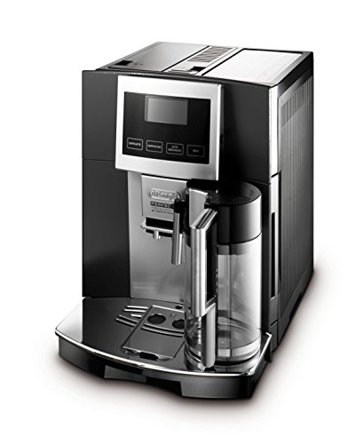 DeLonghi Perfecta One Touch Automatic Touchscreen Cappuccino & Espresso Machine - ESAM5600SL (Renewed)