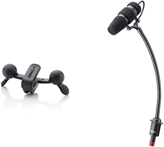 DPA D:Vote CORE 4099 Instrument Microphone with Saxophone Mounting Clip