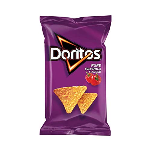 Don't miss the campaign Doritos Pure Bellpepper Nacho Indefinitely Paprika To Crisps