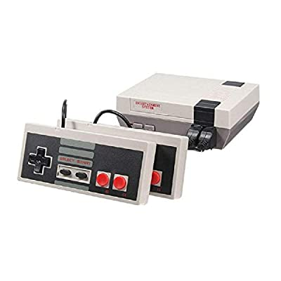 VARWANEO NES Console Mini HDMI/AV Output TV Handheld Retro Video Game Console Built-in 620 Classic Games from Daflly