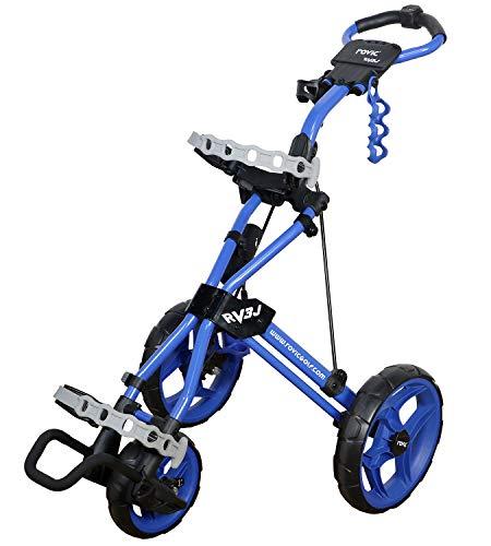 Rovic RV3J Chariot Junior Unisexe Bleu Taille Unique