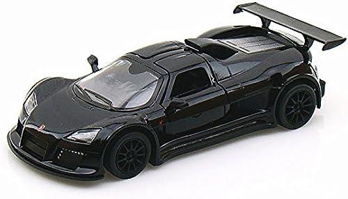 la mejor selección de 2010 Gumpert Apollo Sport 1 36 negro negro negro by Collectable Diecast  venta caliente en línea