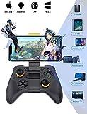 TJPanda Wireless Game Controller for iPhone/iPad/ Android Smartphones /TV/NS/PC,Genshin Impact controller,Compatible with Genshin Impact , Call of Duty Mobile(CODM),GTA.