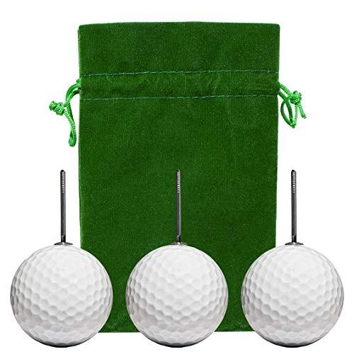 Cigar Ranger Cigar Holder for Golfers Set of 3 Cigar Holder for Golf Bag and Cart