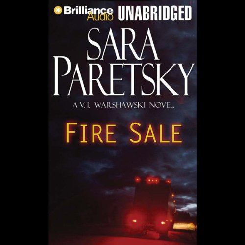 Fire Sale cover art