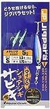 メジャークラフト メタルジグ マイクロショアジギさびきジグ入りセット MICROSABIKI-S-SET S-SET