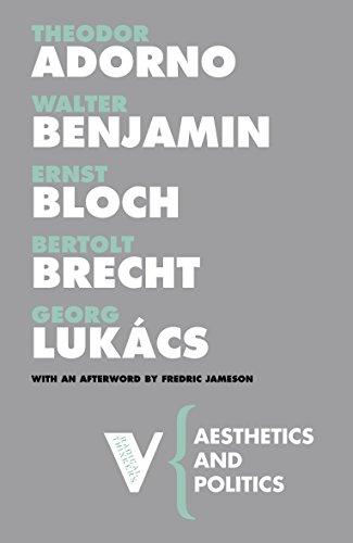 Aesthetics and Politics (Radical Thinkers, Band 13)