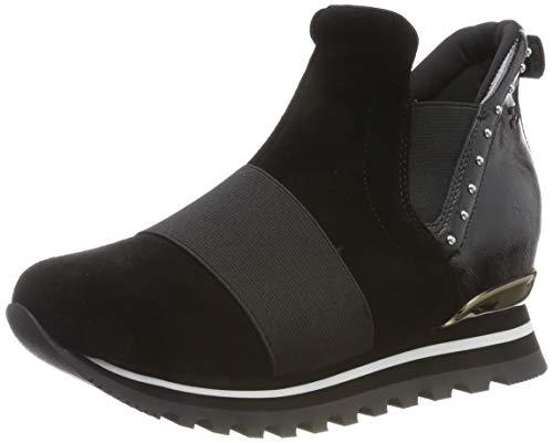 Gioseppo 56906, Zapatillas Altas para Mujer, Negro (Negro Negro), 37 EU