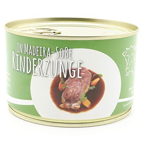 Diem Rinderzunge Madeira-Sauce Dose 400g