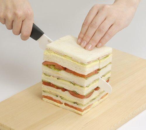 京セラファインキッチン『パン切りナイフFKR-180P-N』