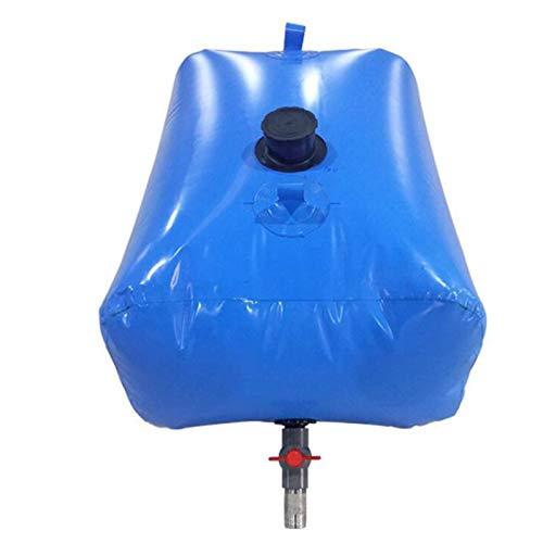 KLZWCP Gran contenedor de Almacenamiento de Agua portátil, Bolsa de Almacenamiento de Agua Plegable Transporte de vehículos agrícolas Tanque de Agua, Tanque de Almacenamiento de Agua (Size : 620L)