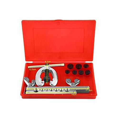 Kit de ensanchamiento de tubo, Herramienta de Abocardado, Kit de abocardador reparación