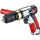Clarke X-Pro CAT137 Professional 3/8 Keyless Reversible Air Drill by Clarke International