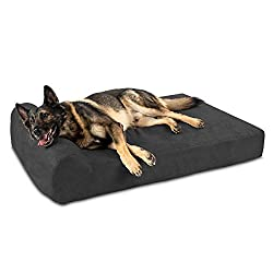 Big Barker Orthopedic Dog Bed with Pillow-Top