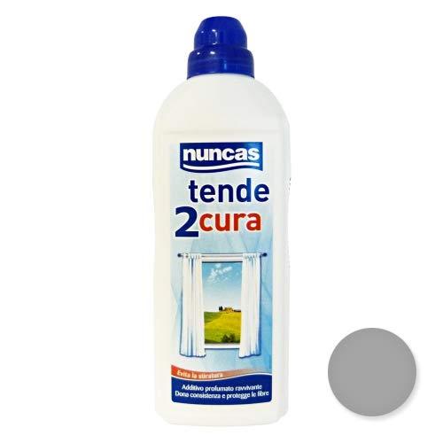 nuncas Set 12 Lavatrice Liquido Tende 2 Cura Detergenti Casa