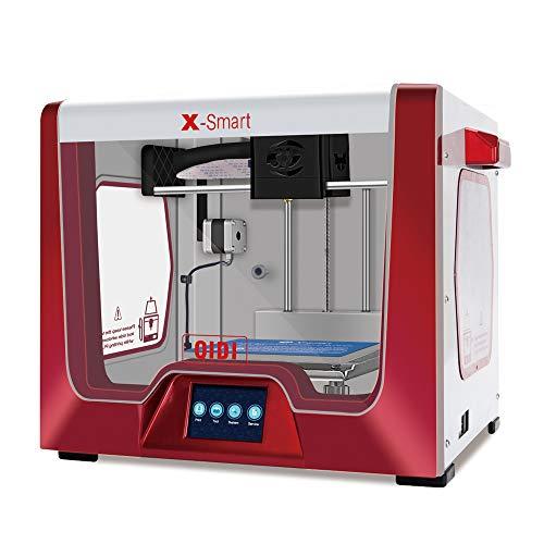 QIDI TECH 3Dプリンター 新モデル:X-Smart,完全にメタル構造,3.5インチのタッチスクリーン