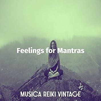 Feelings for Mantras