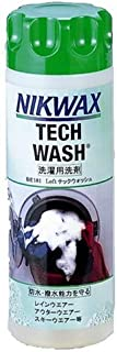 NIKWAX(ニクワックス) LOFTテックウォッシュ 【洗剤】