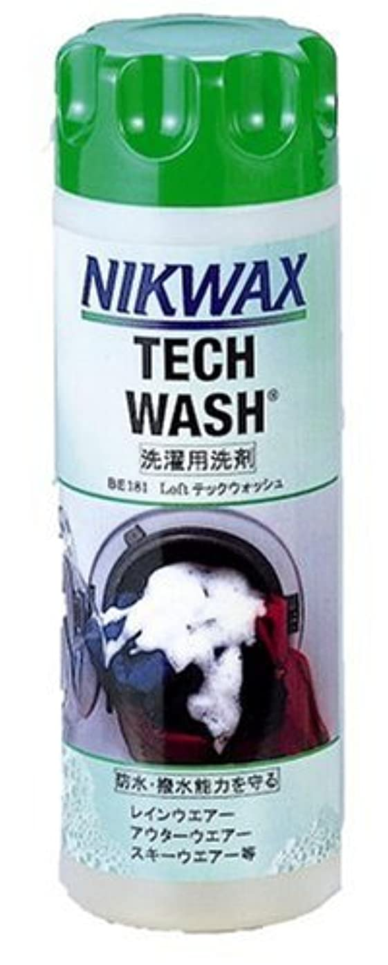 利点拍車生活NIKWAX(ニクワックス) LOFTテックウォッシュ 【洗剤】