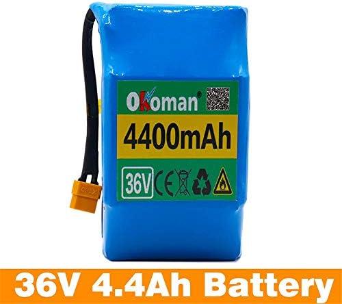Batterie Hoverboard 36V 4400mah consommation d'énergie élevée Scooter électrique à 2 Roues Auto-équilibrant 18650 Batterie au Lithium