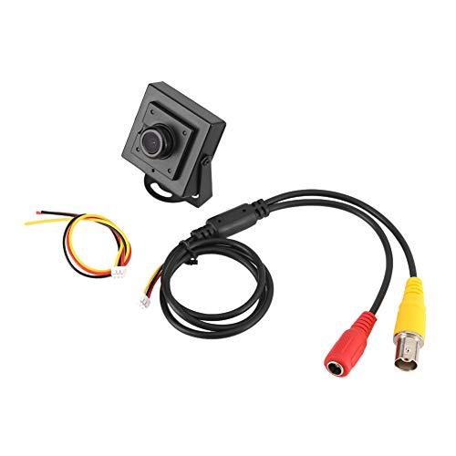 oueaen Telecamera grandangolare - Mini HD 700TVL 170 ° Telecamera di Sicurezza con Obiettivo grandangolare da 2,1 mm Day Indoor Outdoor Uso Domestico