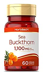 HIGH POTENCY - pure Sea Buckthorn delivering 1100mg per serving NUTRIENT RICH - high in antioxidants, amino acids, fatty acids, vitamins and minerals SUPPORT - immune system, healthy heart and protect the skin from damaging free radicals HORBAACH MAN...