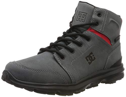 DC Shoes Torstein - Leather Winter Boots for Men - Schnürstiefel - Männer