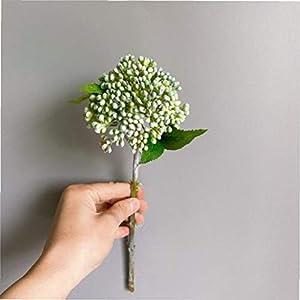 New Lilac Fruit Branch Plastic Artificial Flowers for Flower Arrangements Flores Home Hotel Decor Berries