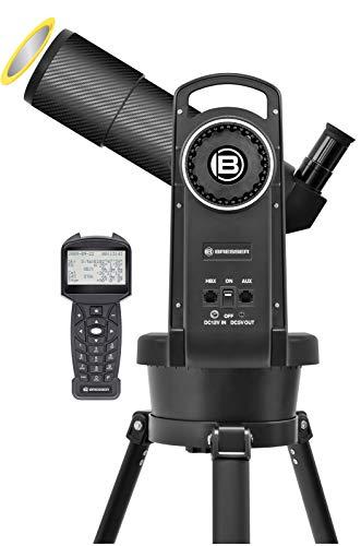 Bresser Automatik 80/400 Telescopio con GoTo