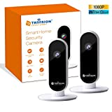 TriVision Pet Camera, HD WiFi Home Security Camera with Two-Year