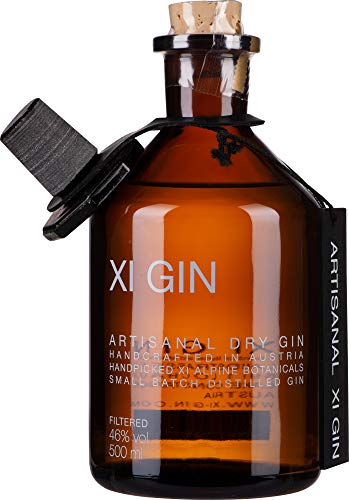 XI Gin -  Artisanal Dry Gin