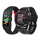 BingoFit Smart Watch Fitness Tracker with Heart Rate Monitor, Activity Tracker Watch with Blood Pressure Pedometer Watch
