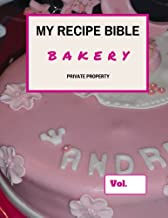 My Recipe Bible - Bakery: Private Property