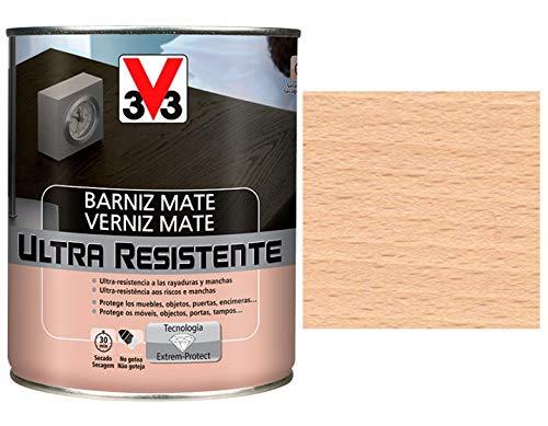 BARNIZ MADERA INTERIOR V33 INCOLORO